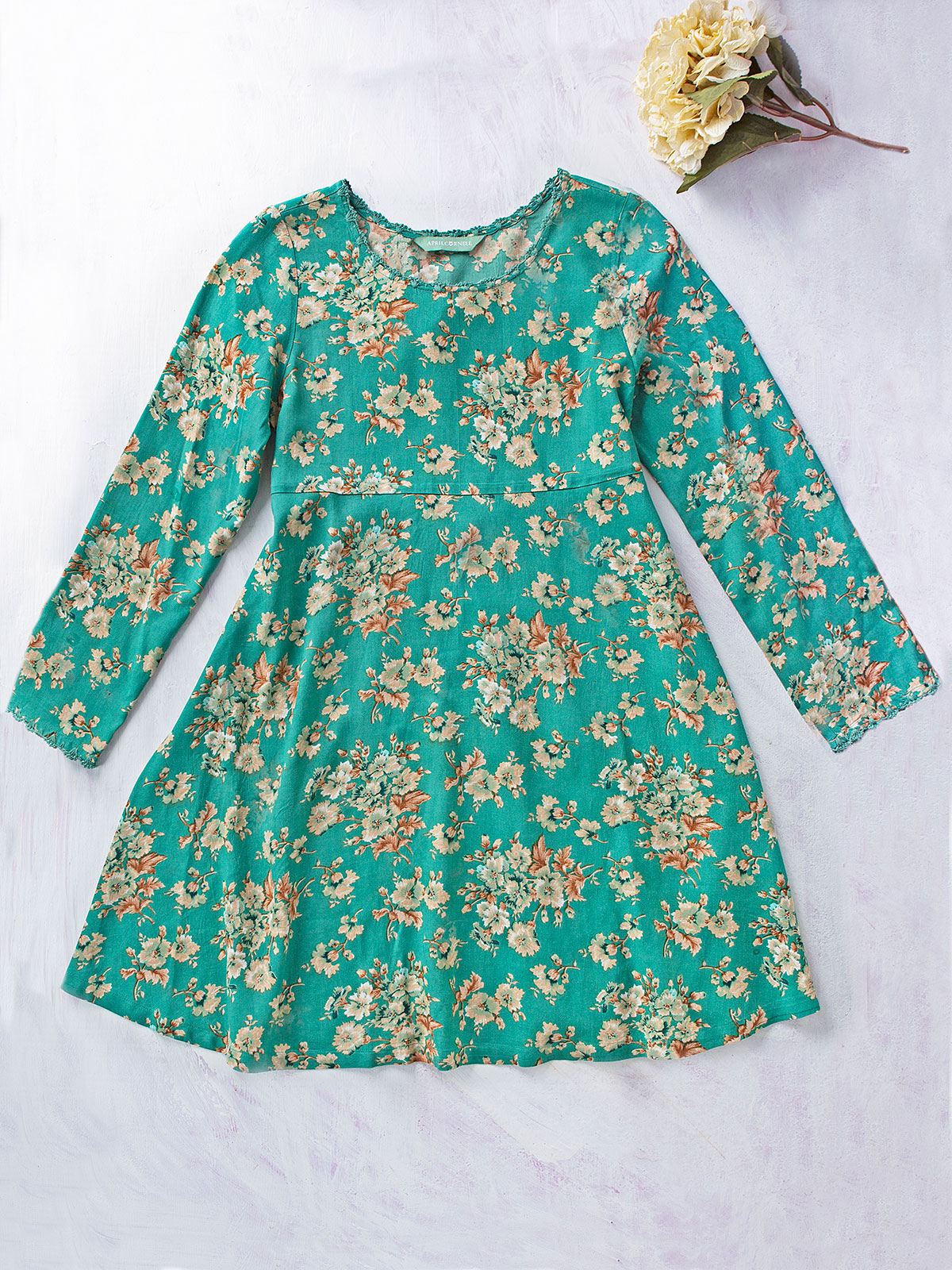 Anna Young Lady Dress