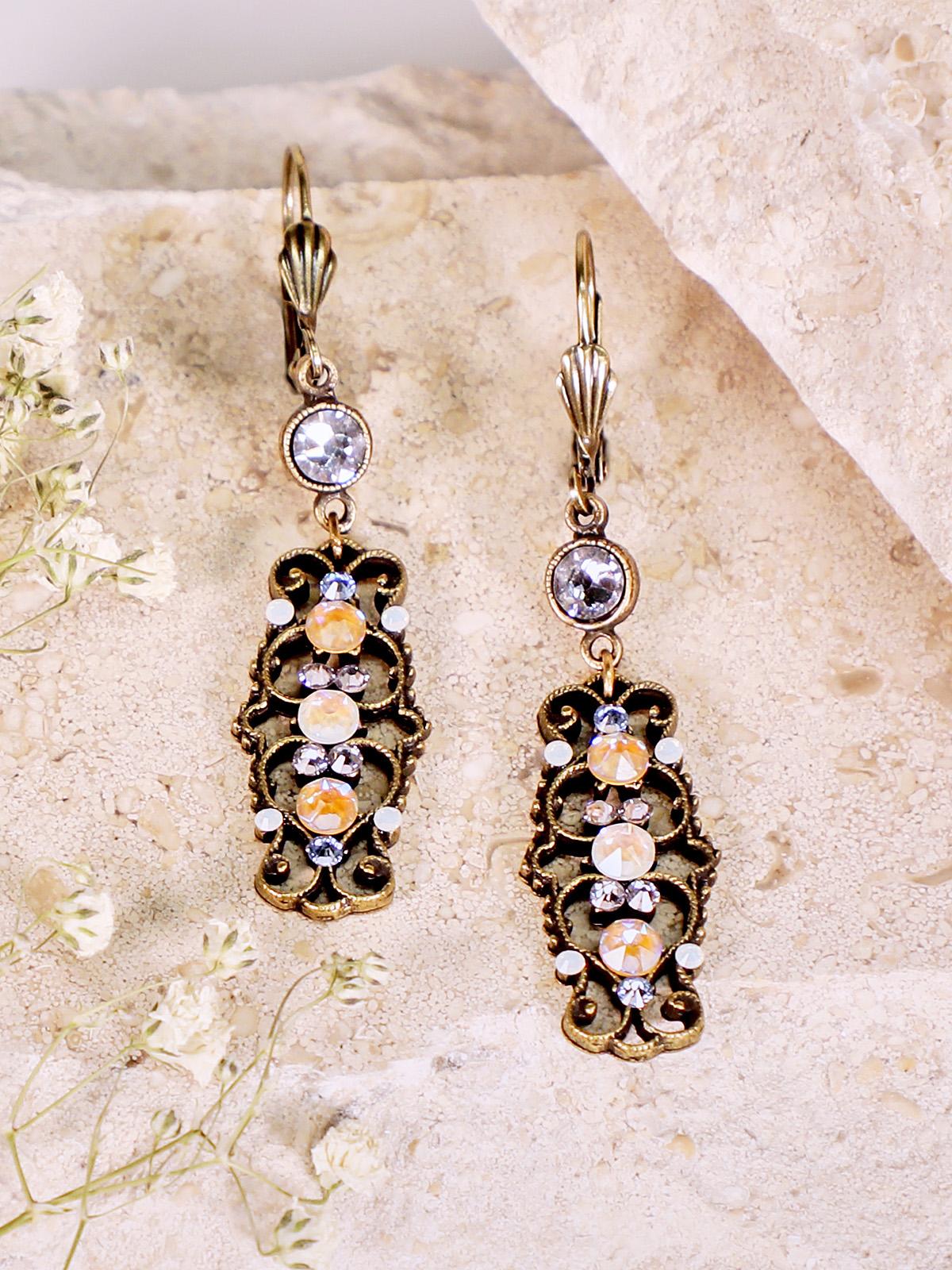 Bronwyn Filagree Earrings