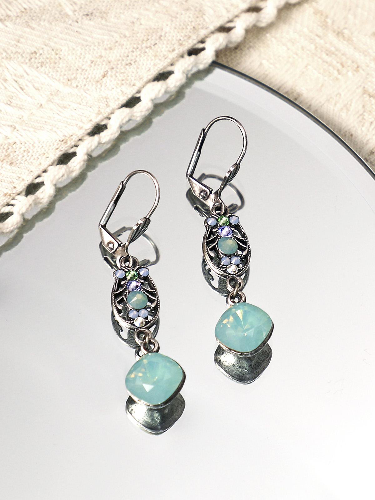 Ocean Rain Earrings