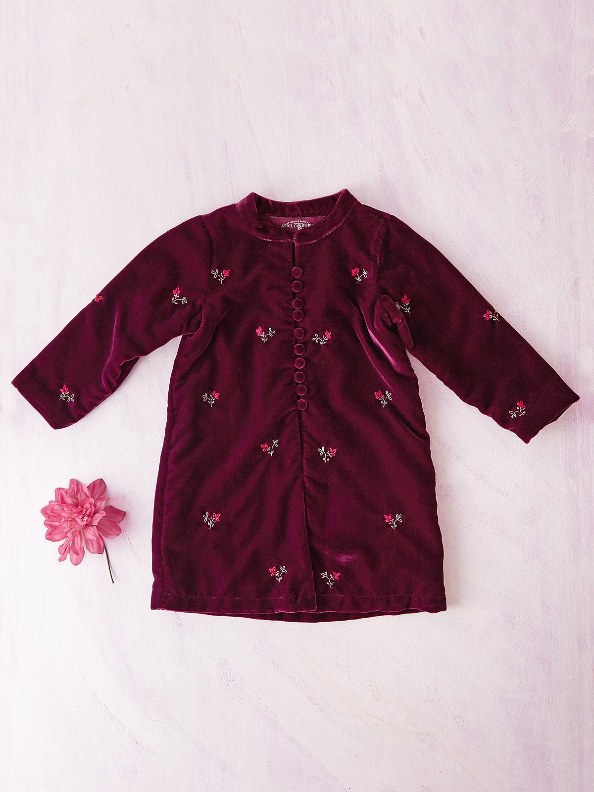 Fanciful Girls Jacket