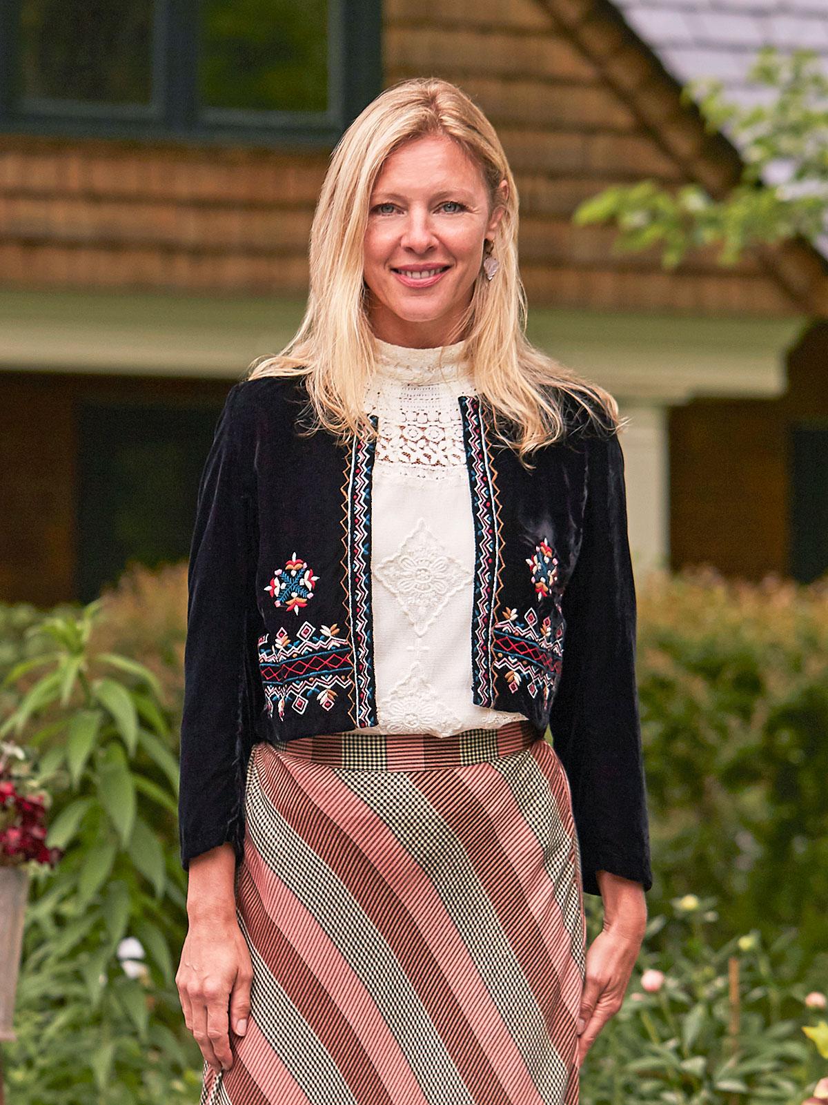 Marisol Velvet Jacket