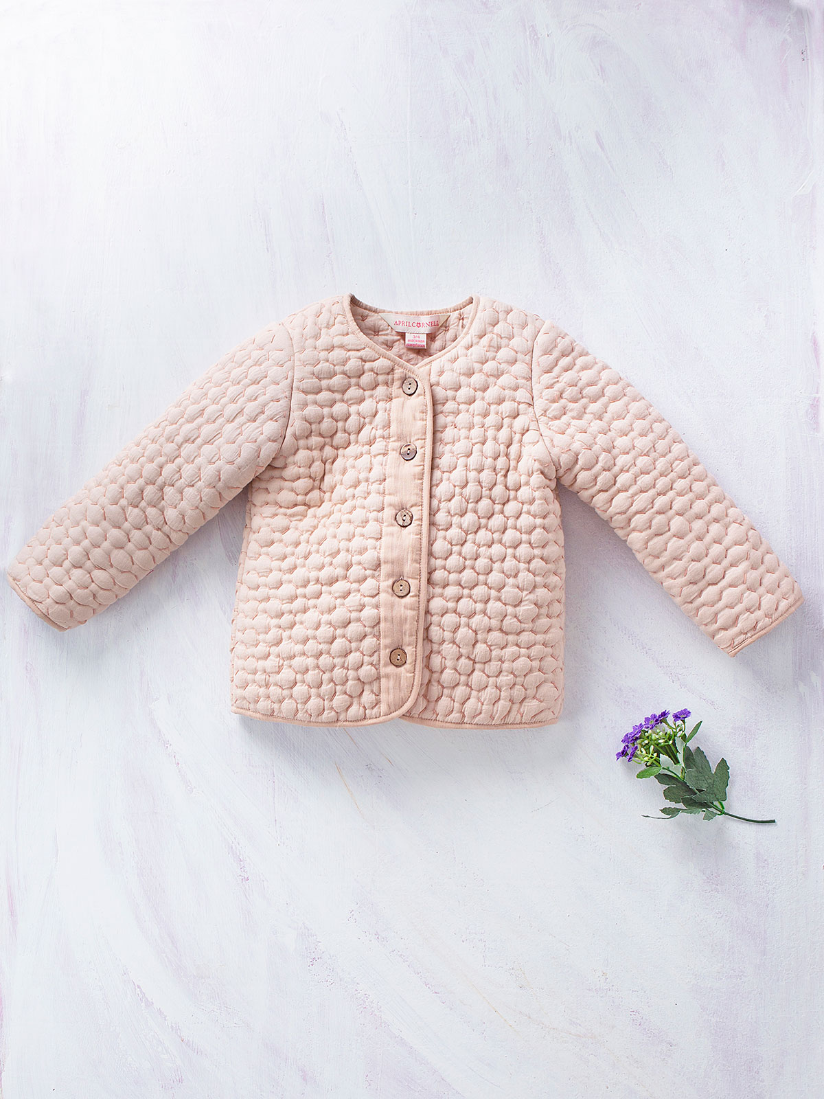 Jo Quilted Young Lady Jacket