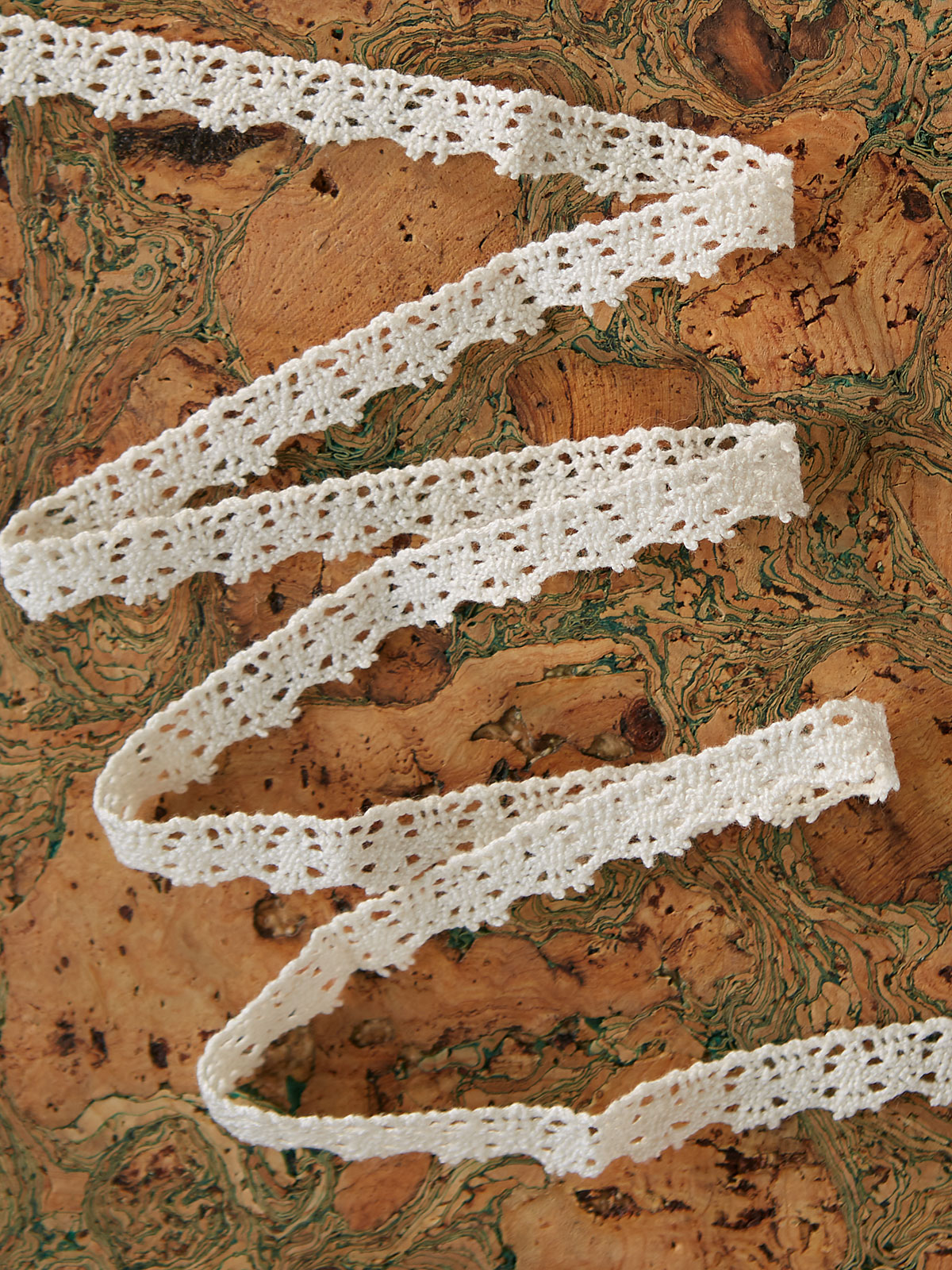 Pretty Lace Trim April S Crafternoons Fabric By The