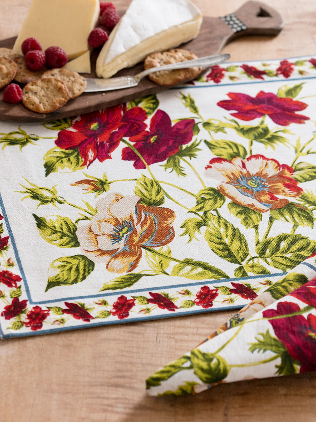 Poppy  Placemat Set of 4