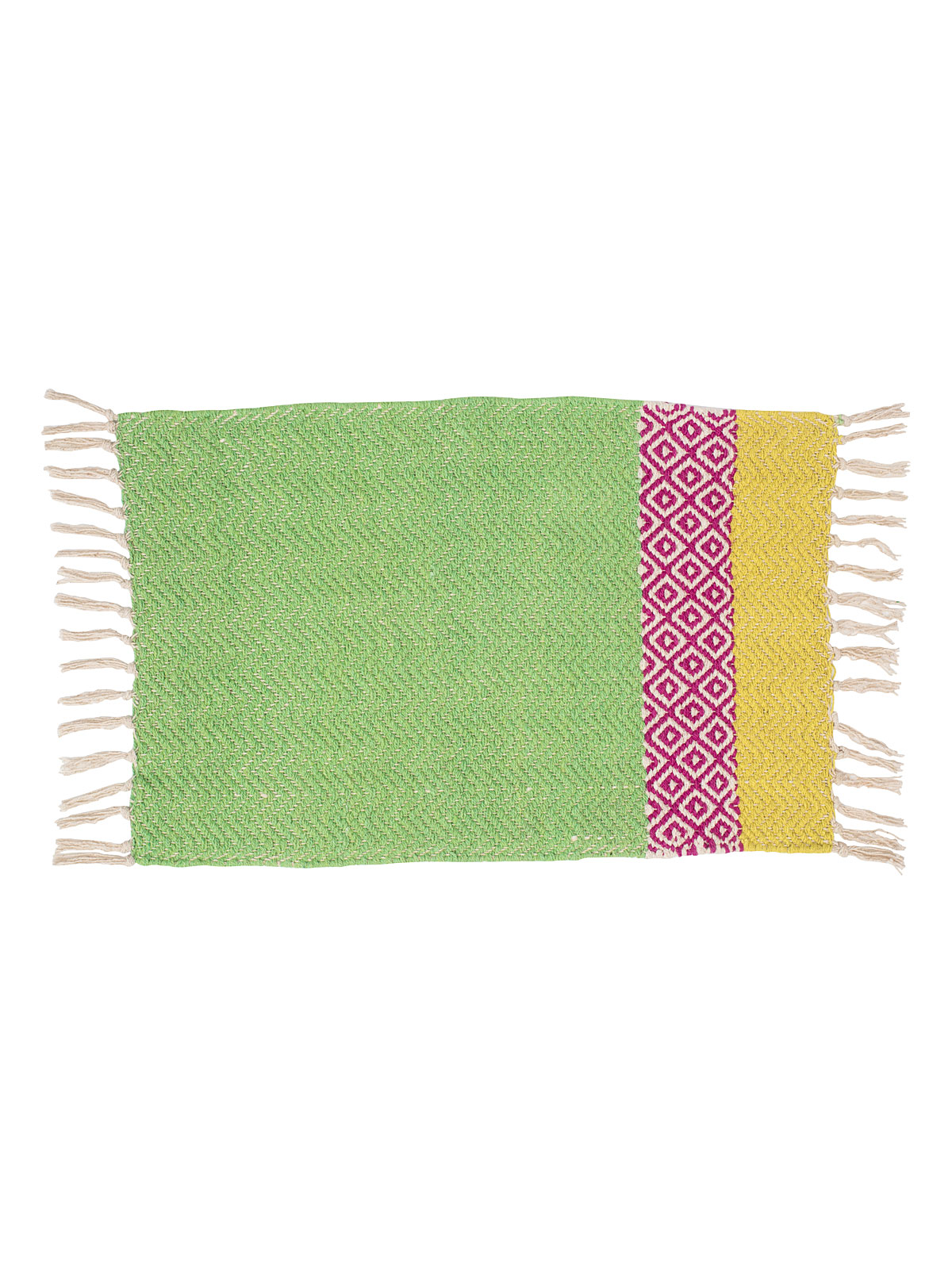 Watermelon Weave Placemat Set of 4