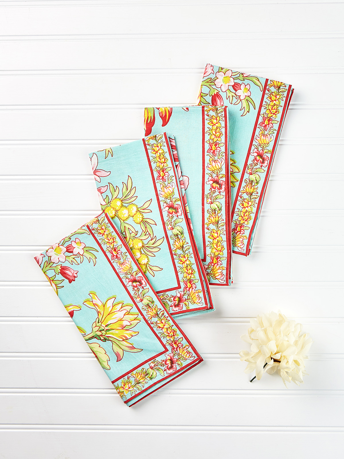 Dahlia Days Napkin Set of 4
