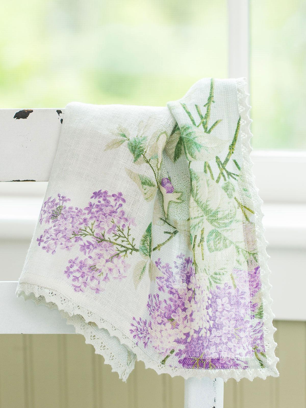 Lilah Linen Napkin Set of 4