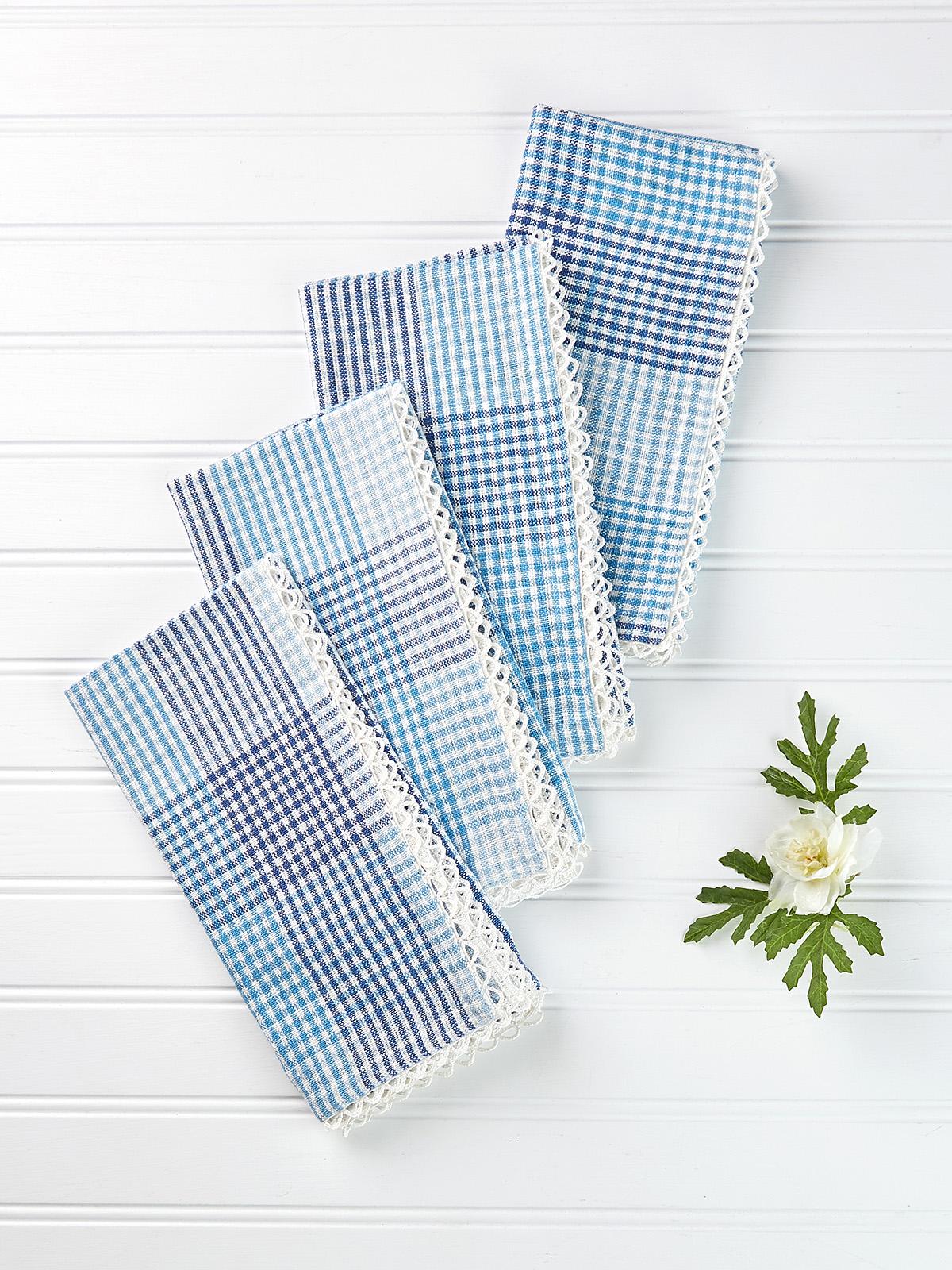 Bluebell Napkin Set of 4