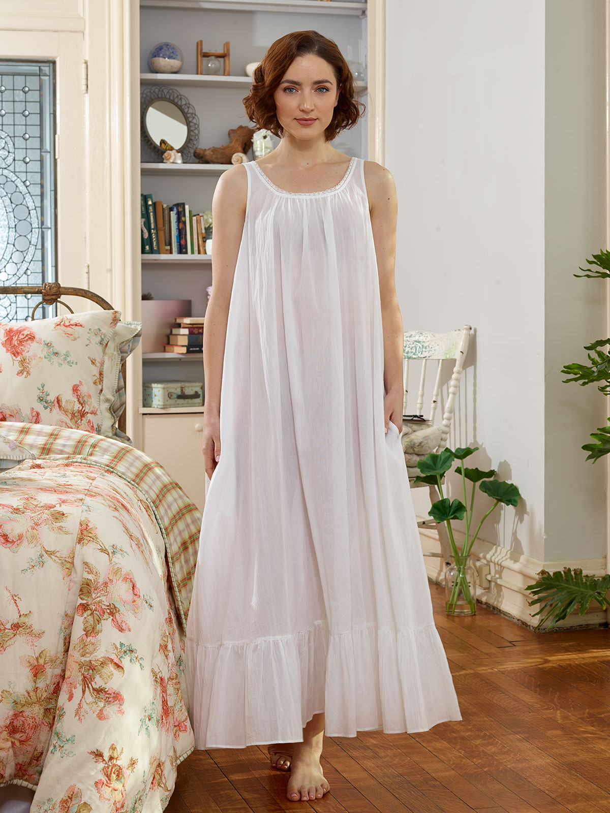 7a5a6d641133b Eva Nighty | Ladies Clothing, Nighties & Dressing Gowns :Beautiful Designs  by April Cornell