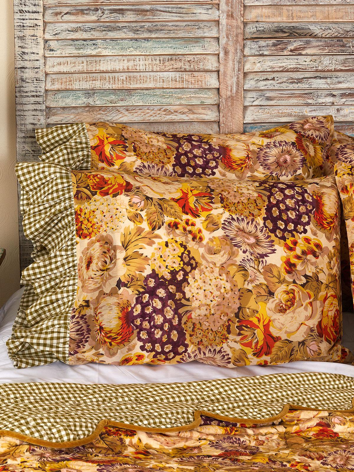 Autumn Gathering Pillowcase
