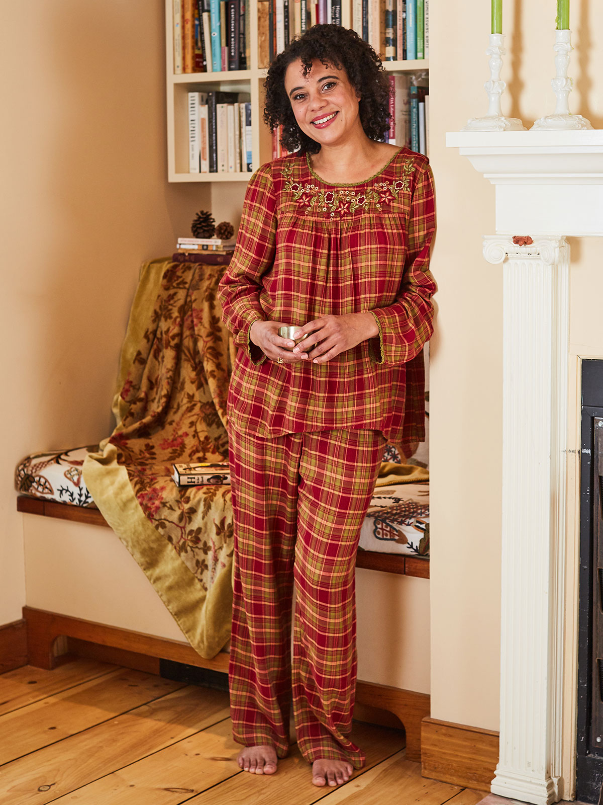 Cozy Cottage Pajama