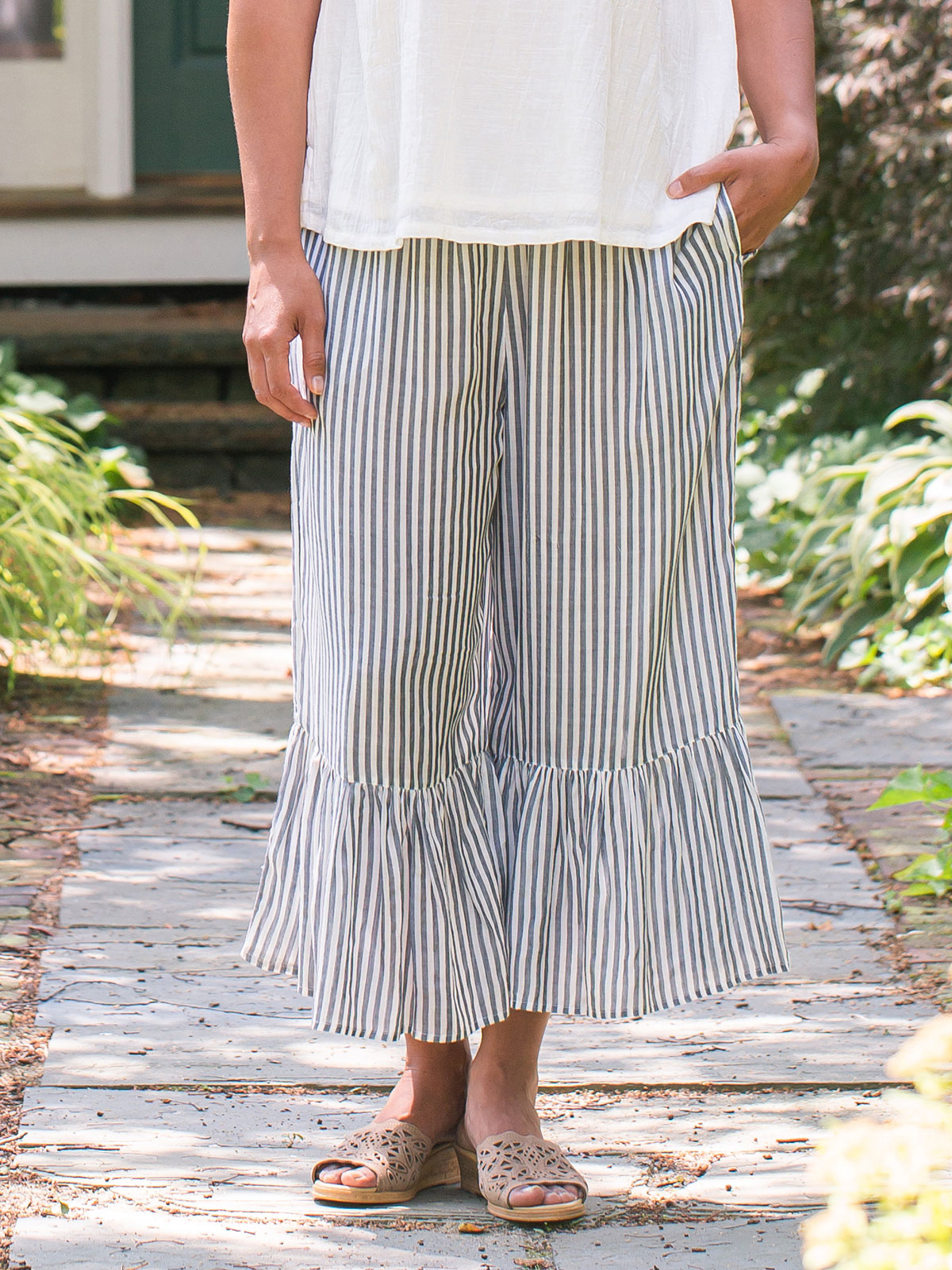 Grove Stripe Pant