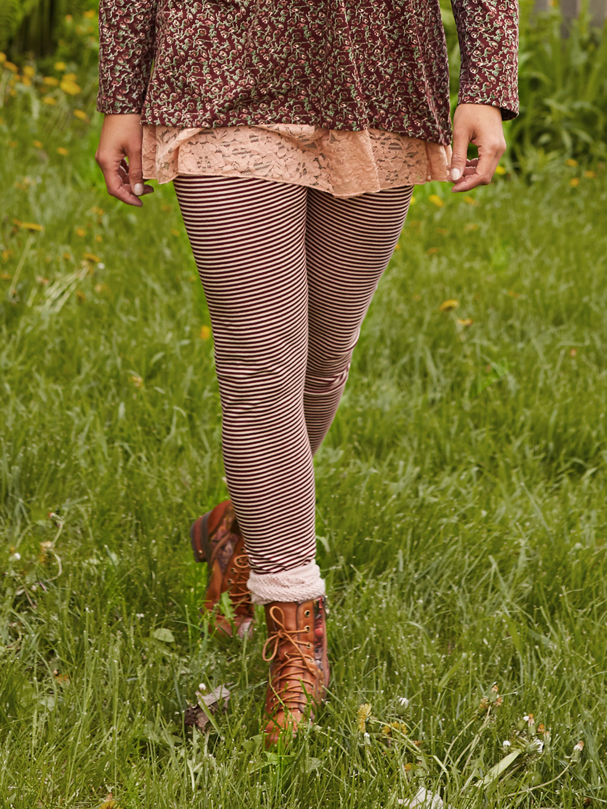 Pippy Stripe Legging