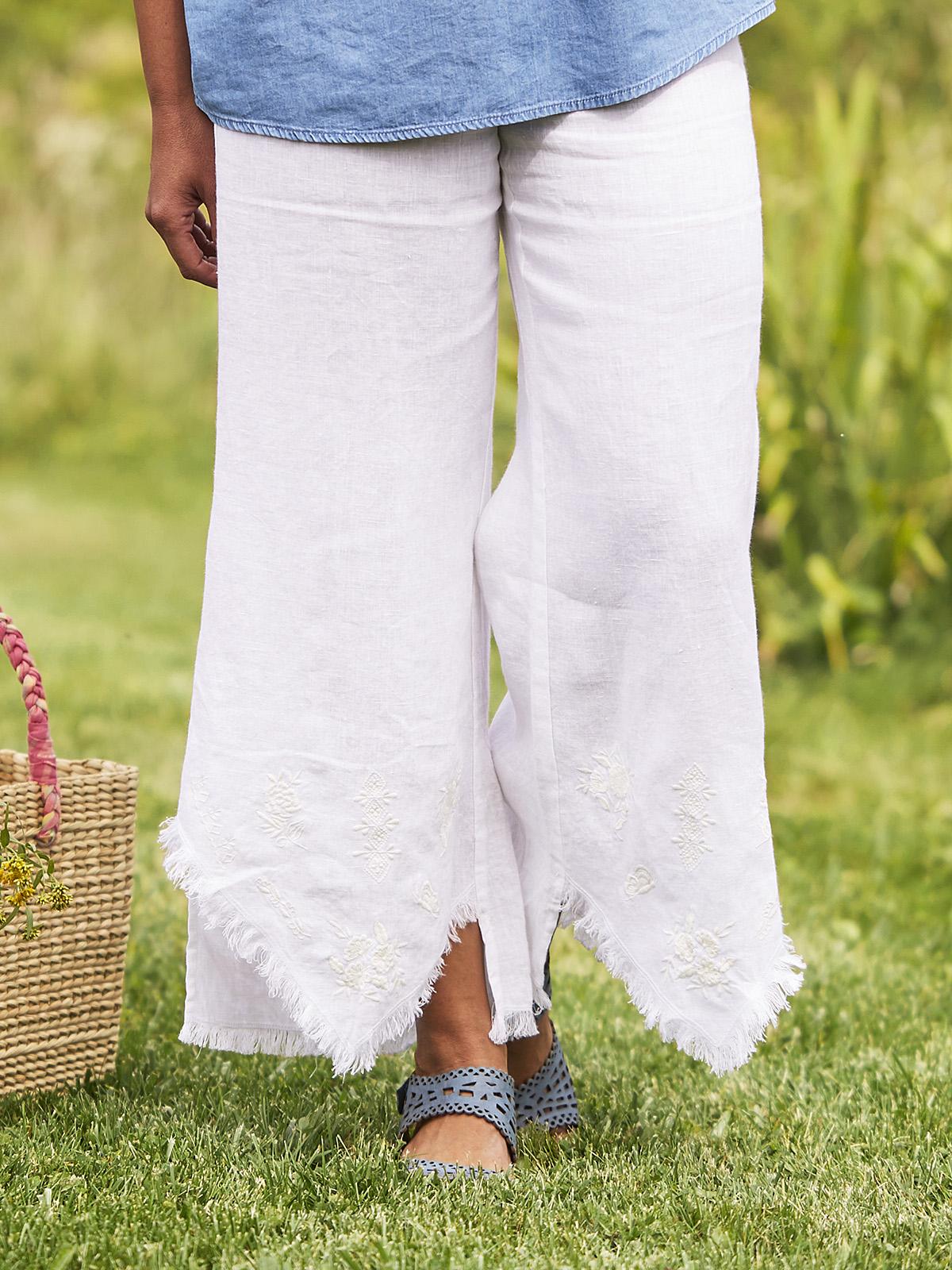 Nantucket Linen Pant
