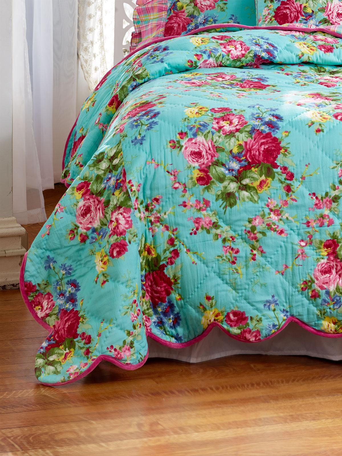 Cottage Rose Quilt