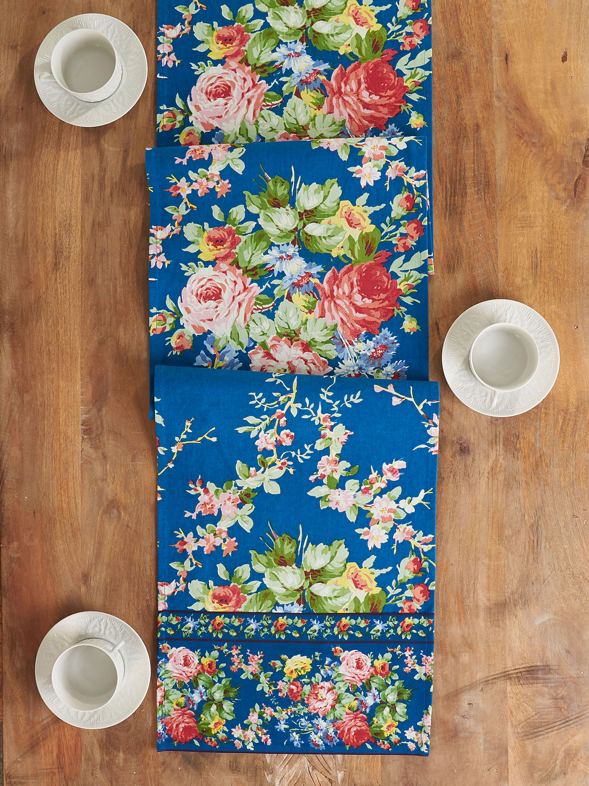 Cottage Rose Runner