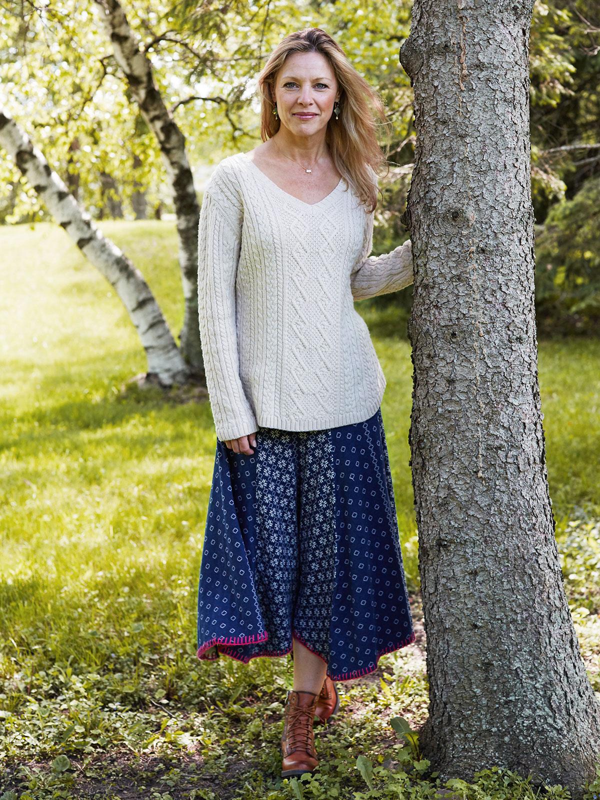 Denmark Skirt