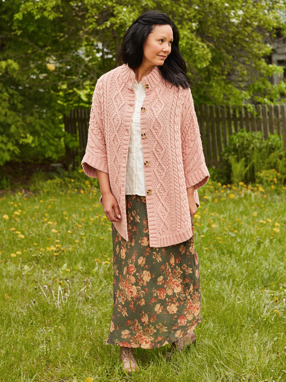 Victorian Rose Skirt