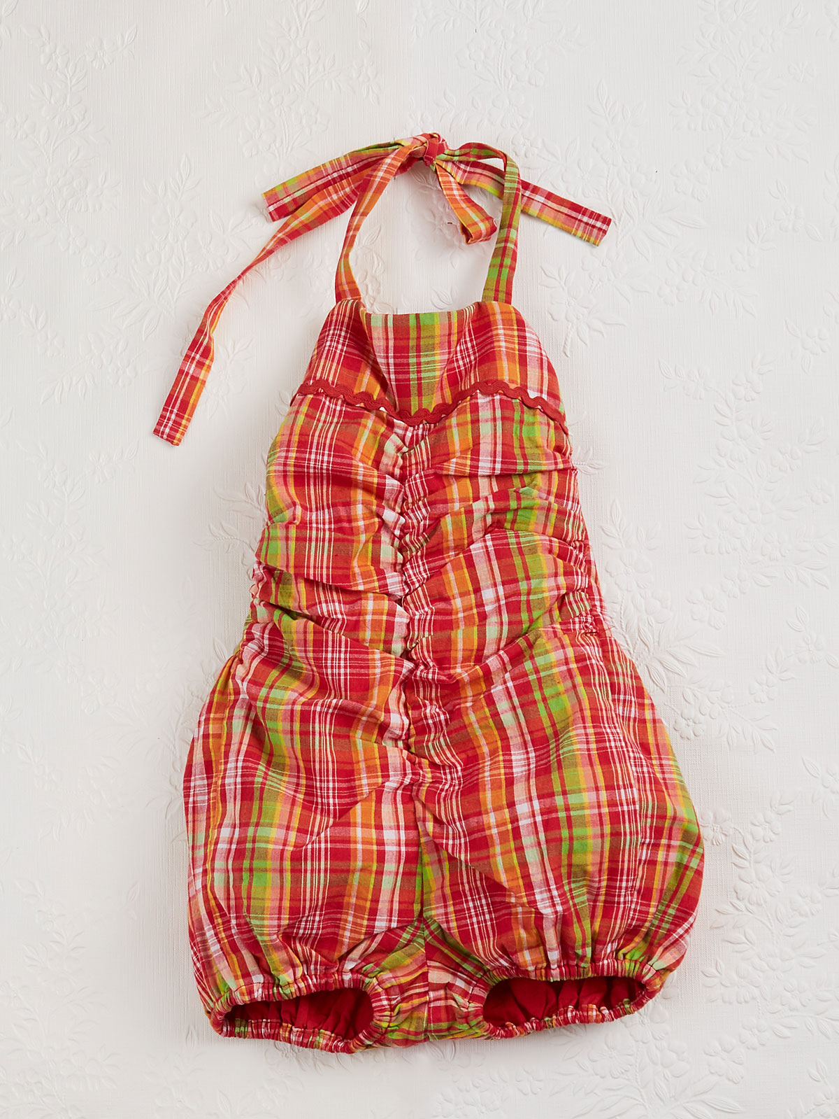 Watermelon Girls Sunsuit