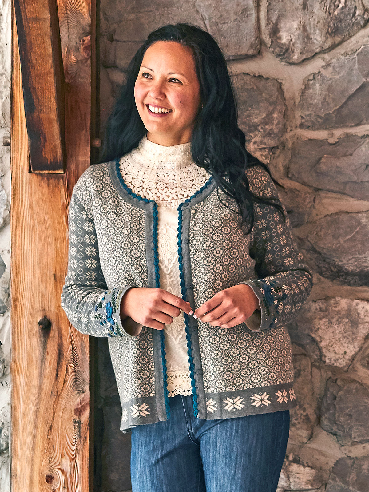 Alpine Cardigan