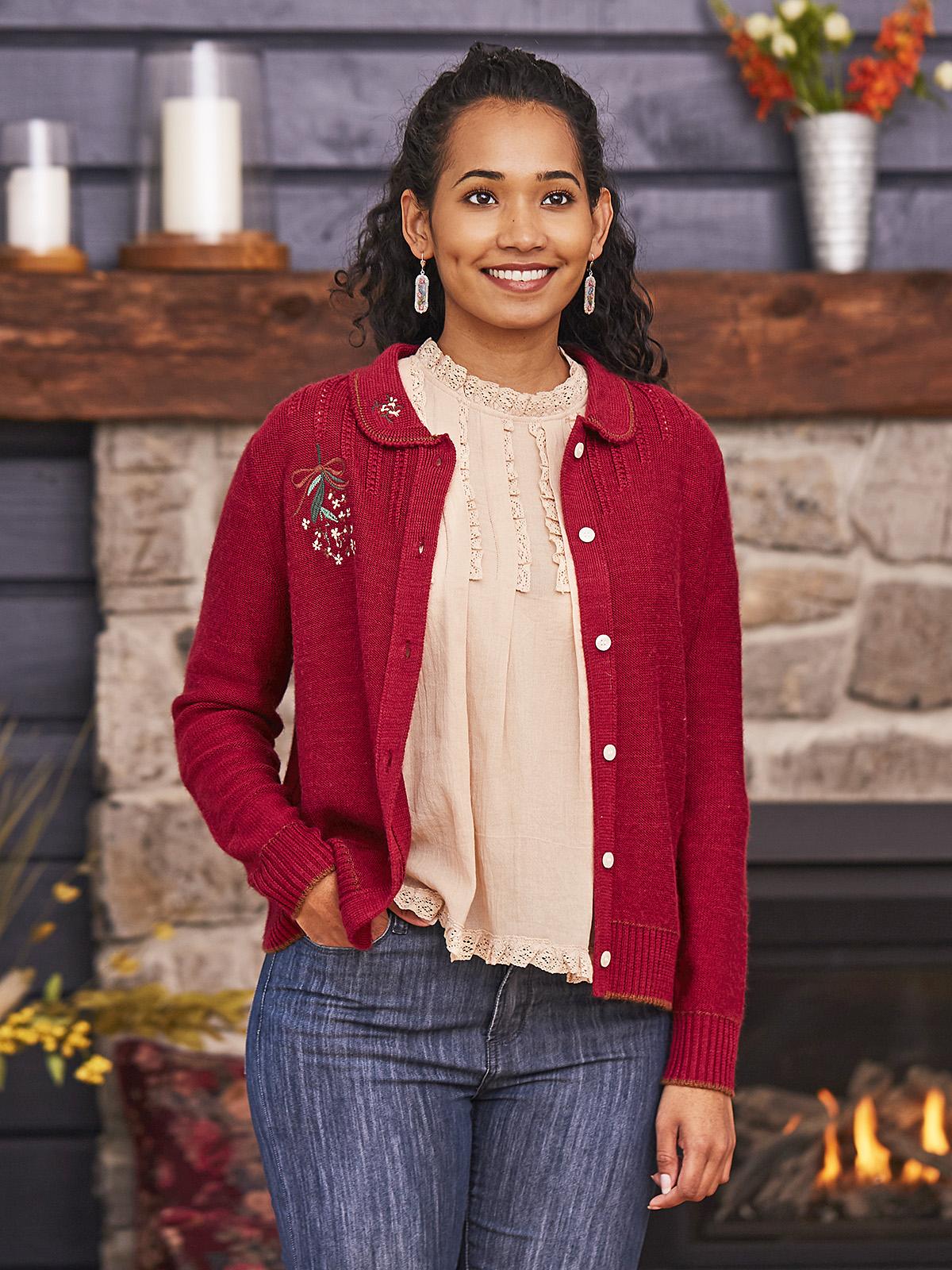 Auntie Rose Sweater