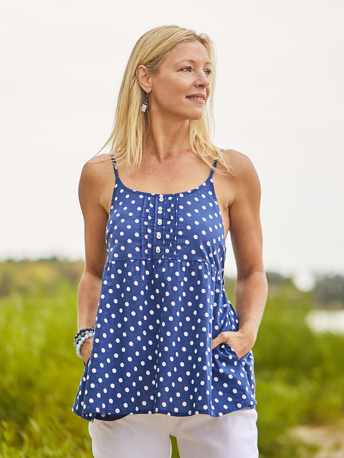 Betty Dots Tunic
