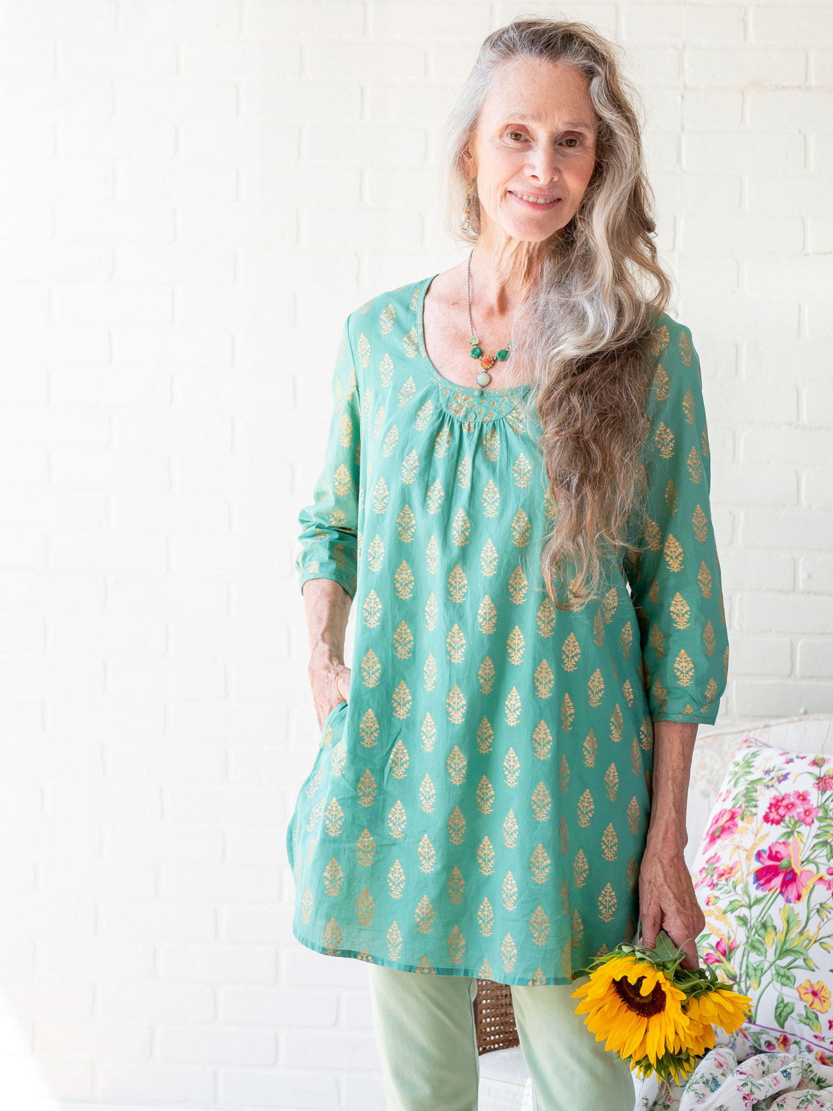 Enchanting Mori Tunic