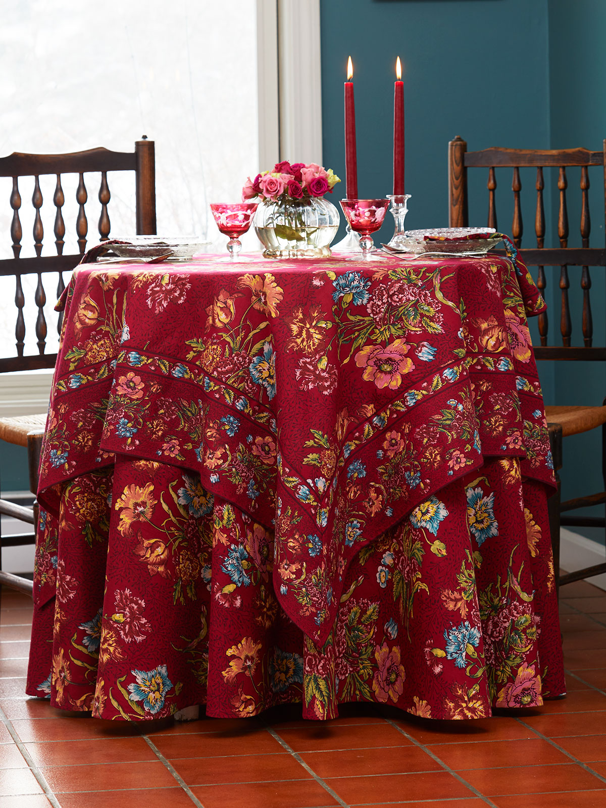 Jaipur Garden Tablecloth