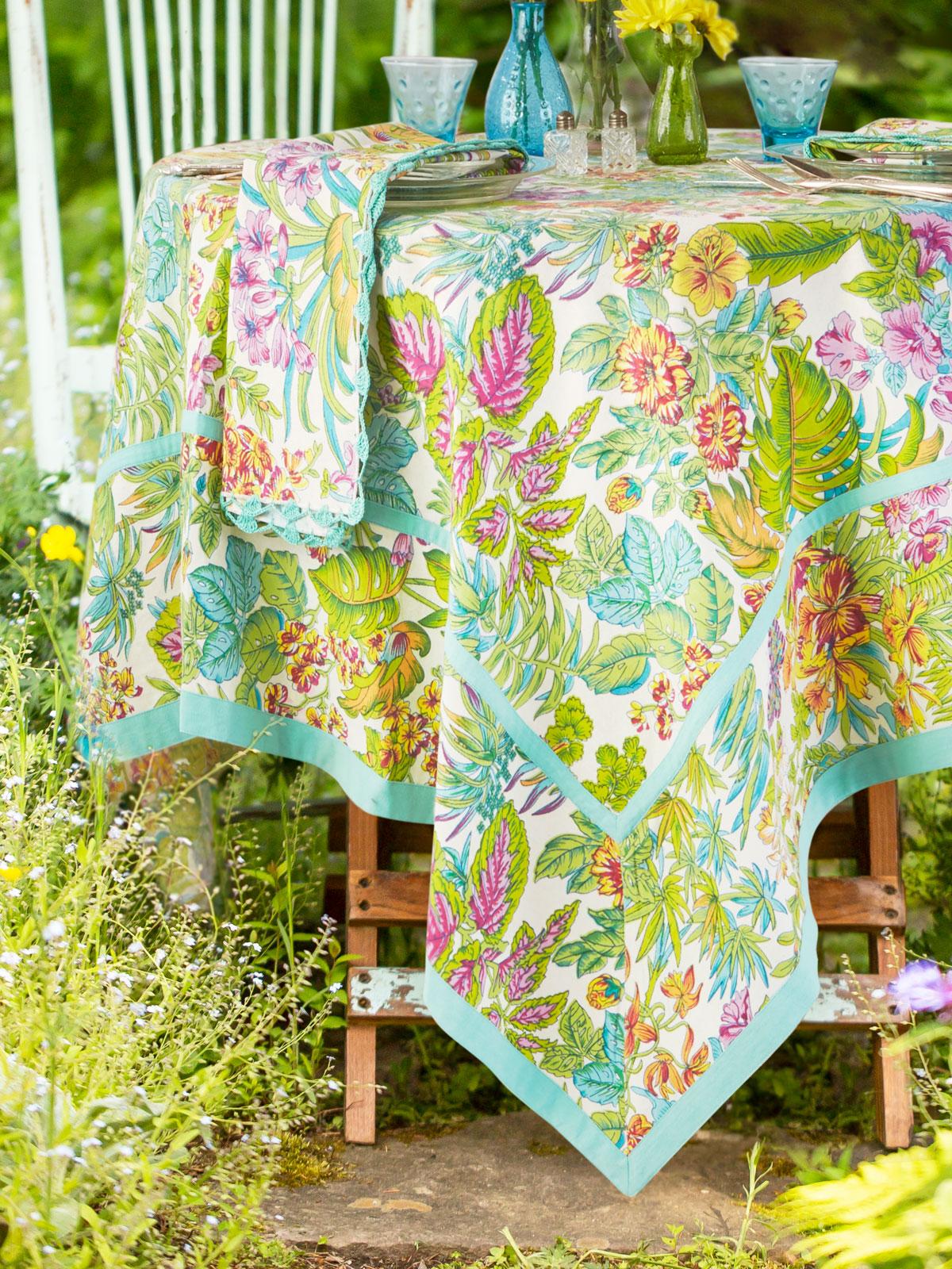 Jungle Tablecloth