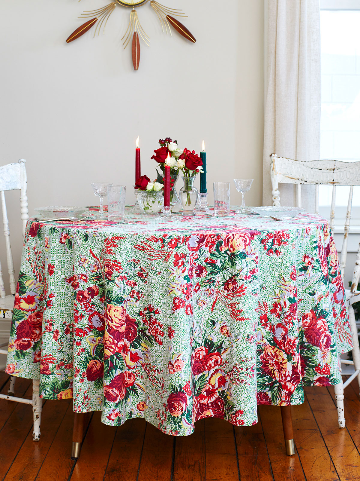 Marion Round Tablecloth