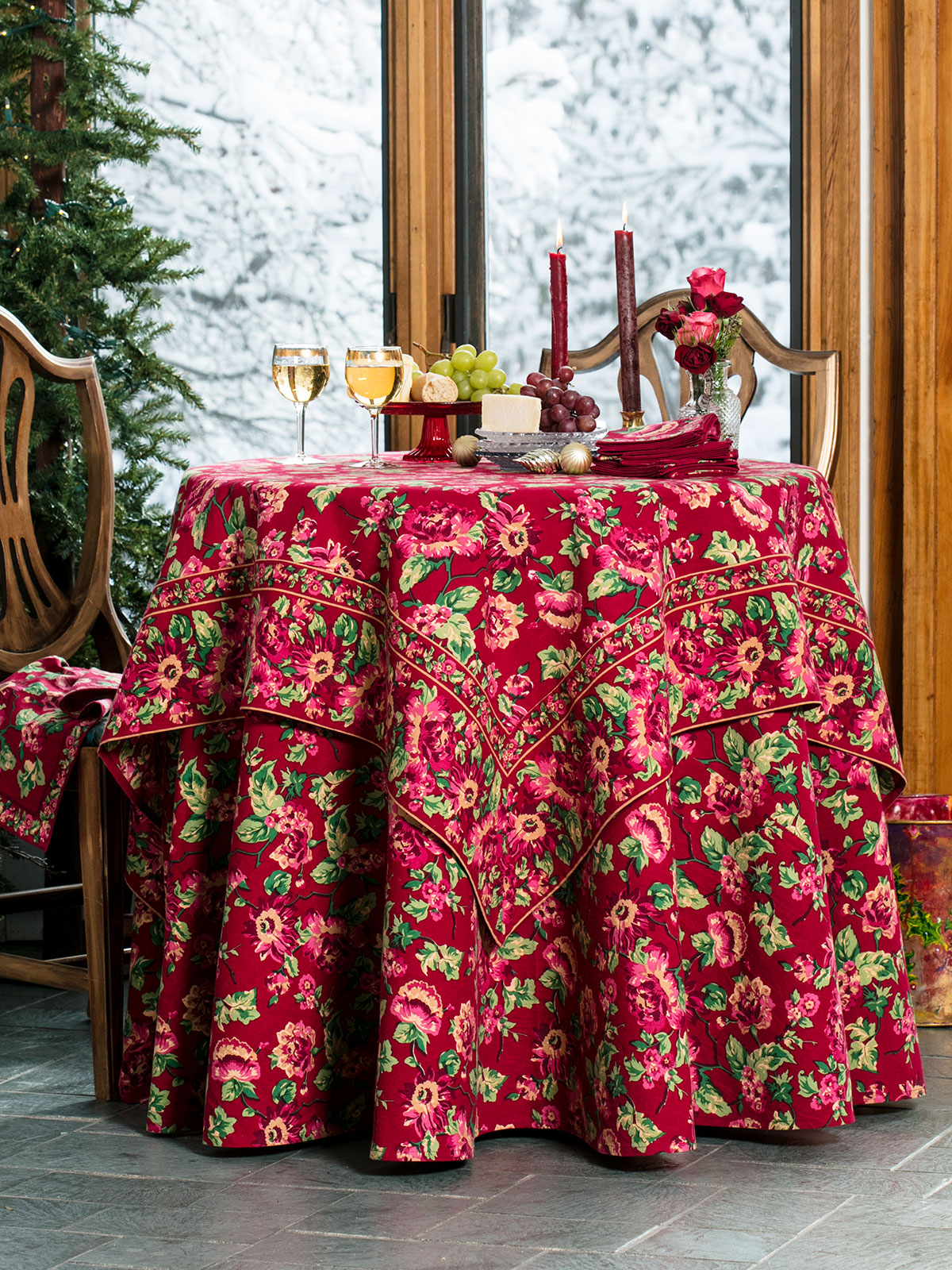 Russia Tablecloth