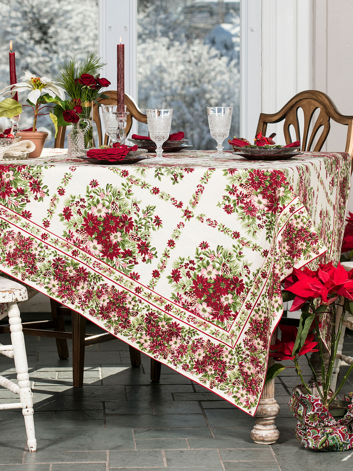 Tis the Season Tablecloth