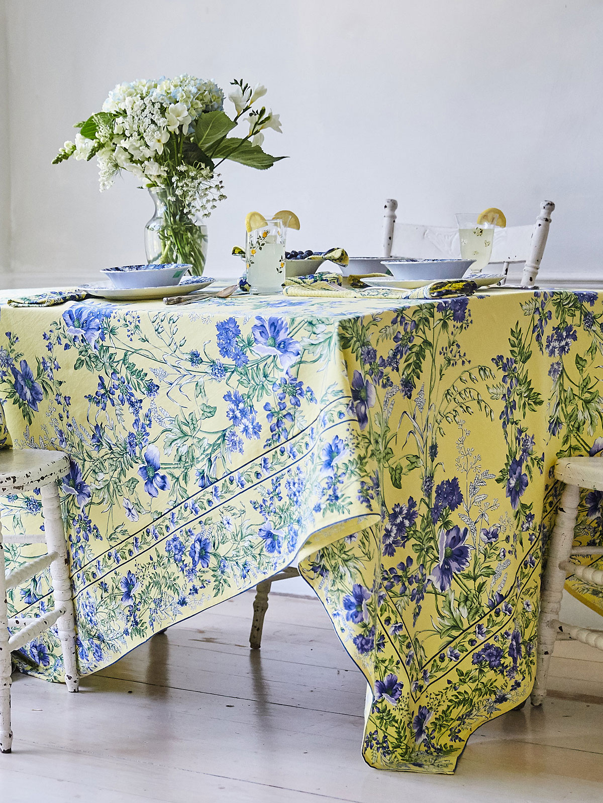 Wildflower Meadow Tablecloth