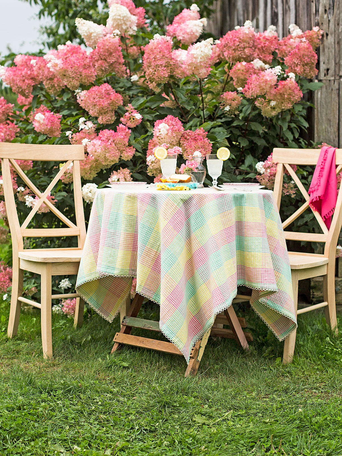 Sweet Pea Tablecloth