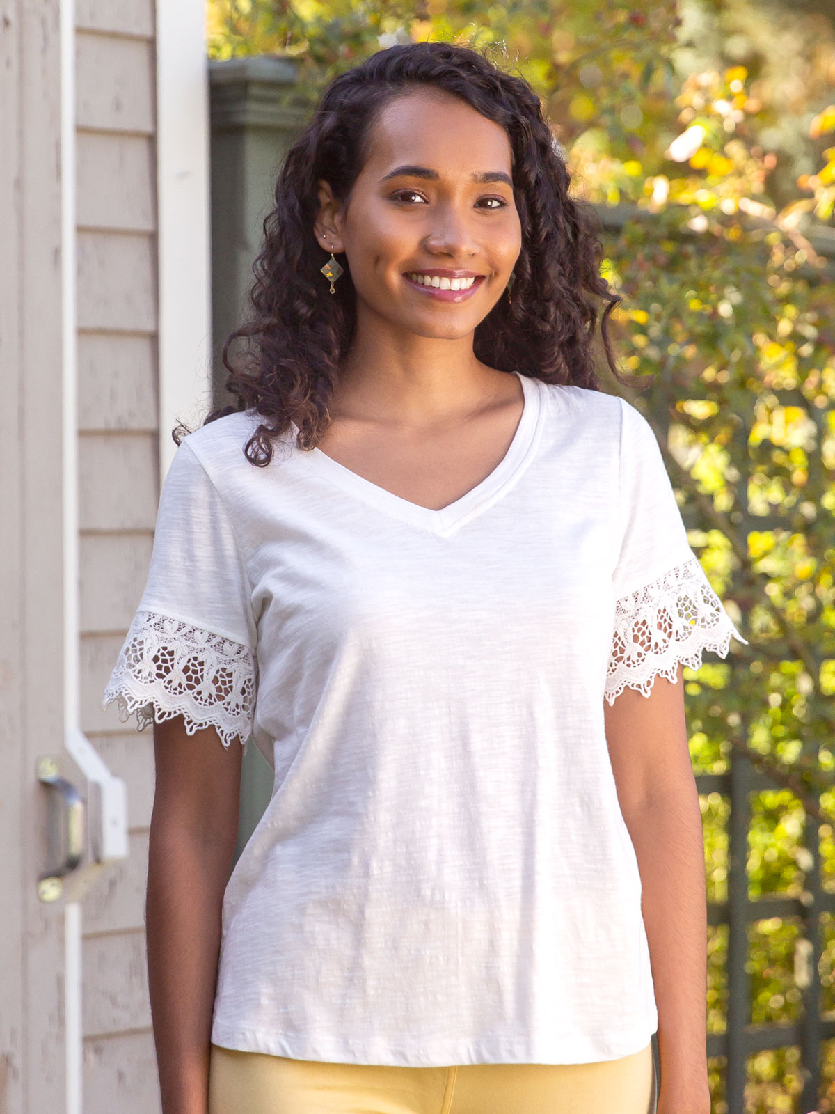 Lacey Short Sleeve T-Shirt