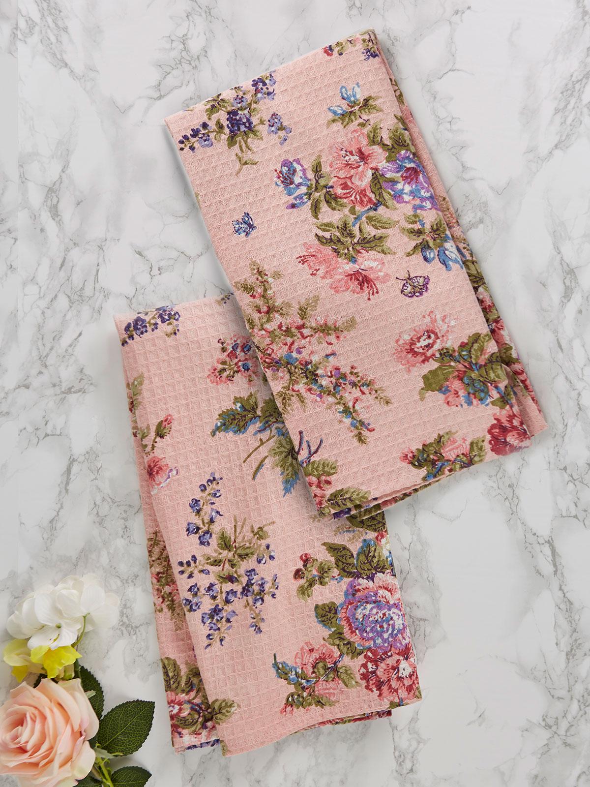 Artist Garden Tea Towel Set of 2