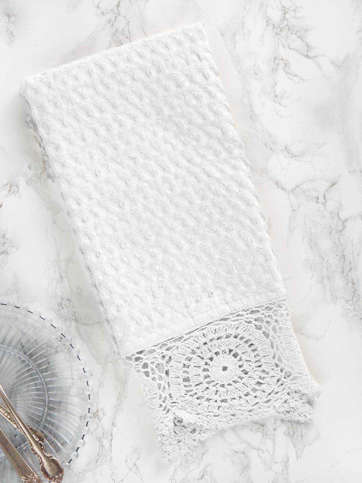 Luxurious Honeycomb Tea Towel