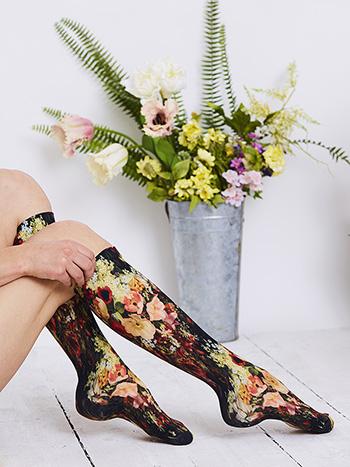 Garden Compression Socks