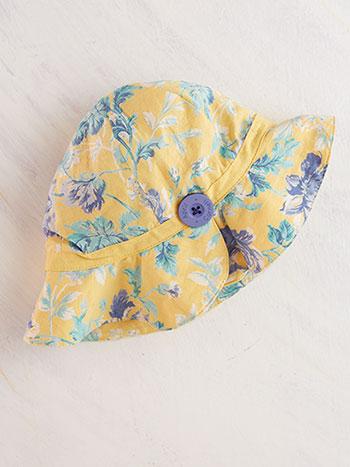 Greta's Garden Baby Cap