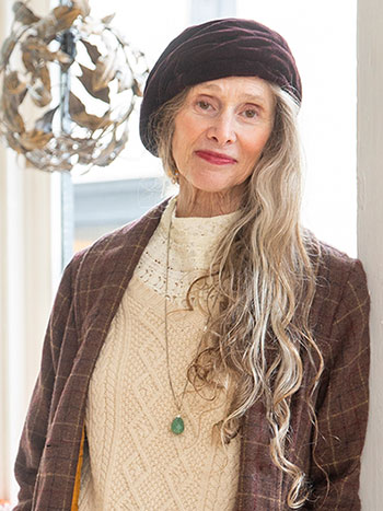 Clara Bow Chapeau