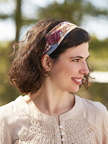 Rose Manor Headband