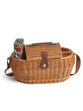 Waterloo 2 Person Picnic Basket