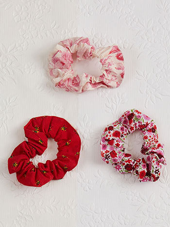 Scrunchies Set of 3