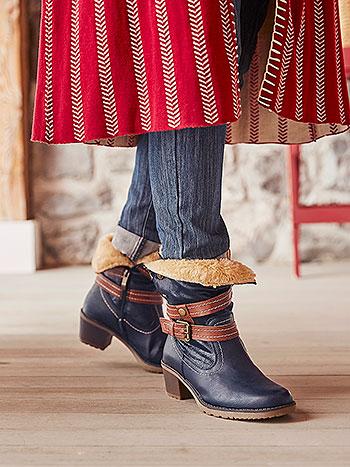 Boisa Lined Boot