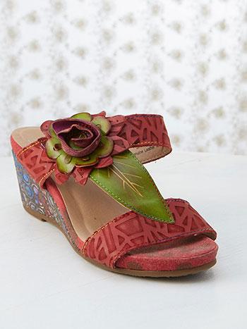 Shayla Wedge Sandal