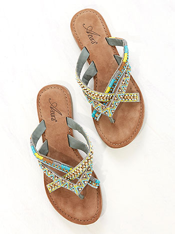 Triage Sandal