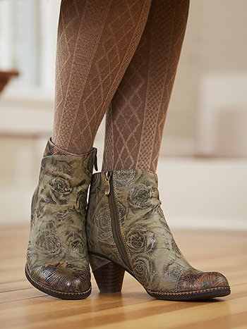 Waterlily Boot