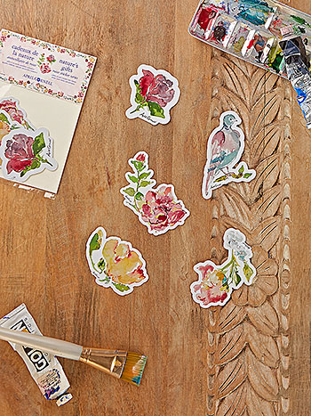 Rose Garden Sticker Pack