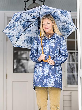 Cottage Rose Umbrella