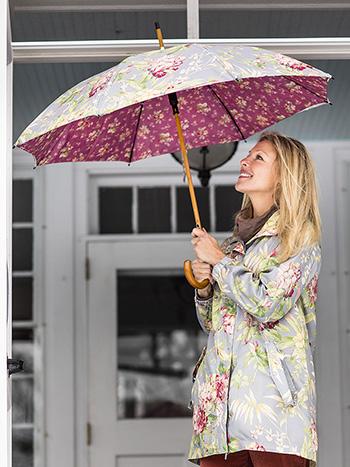 Hydrangea Dream Umbrella